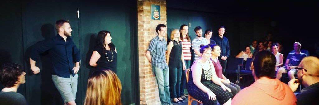 Sea Tea Comedy Theater