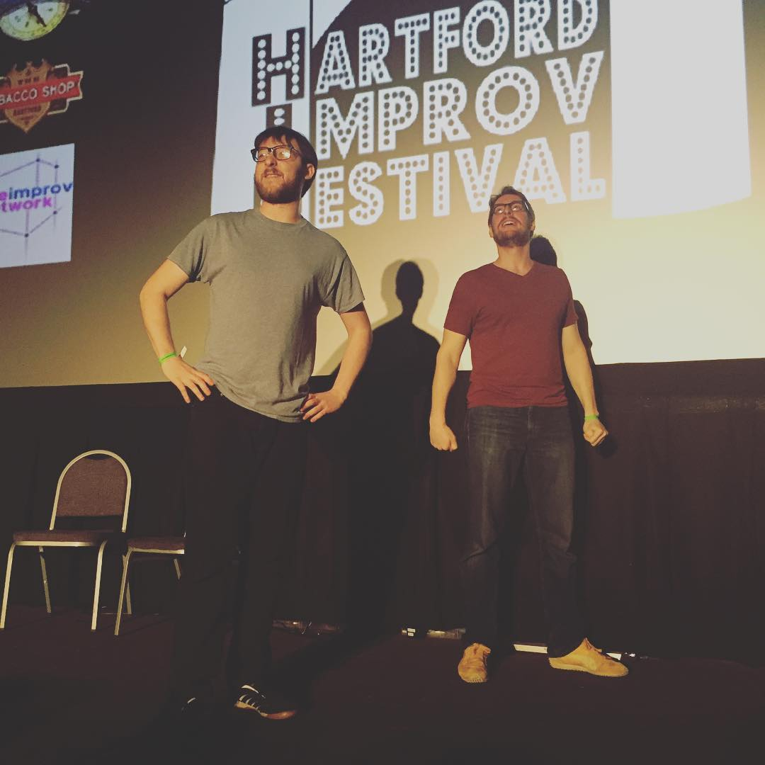 Improvisers from out of town perform at HIF