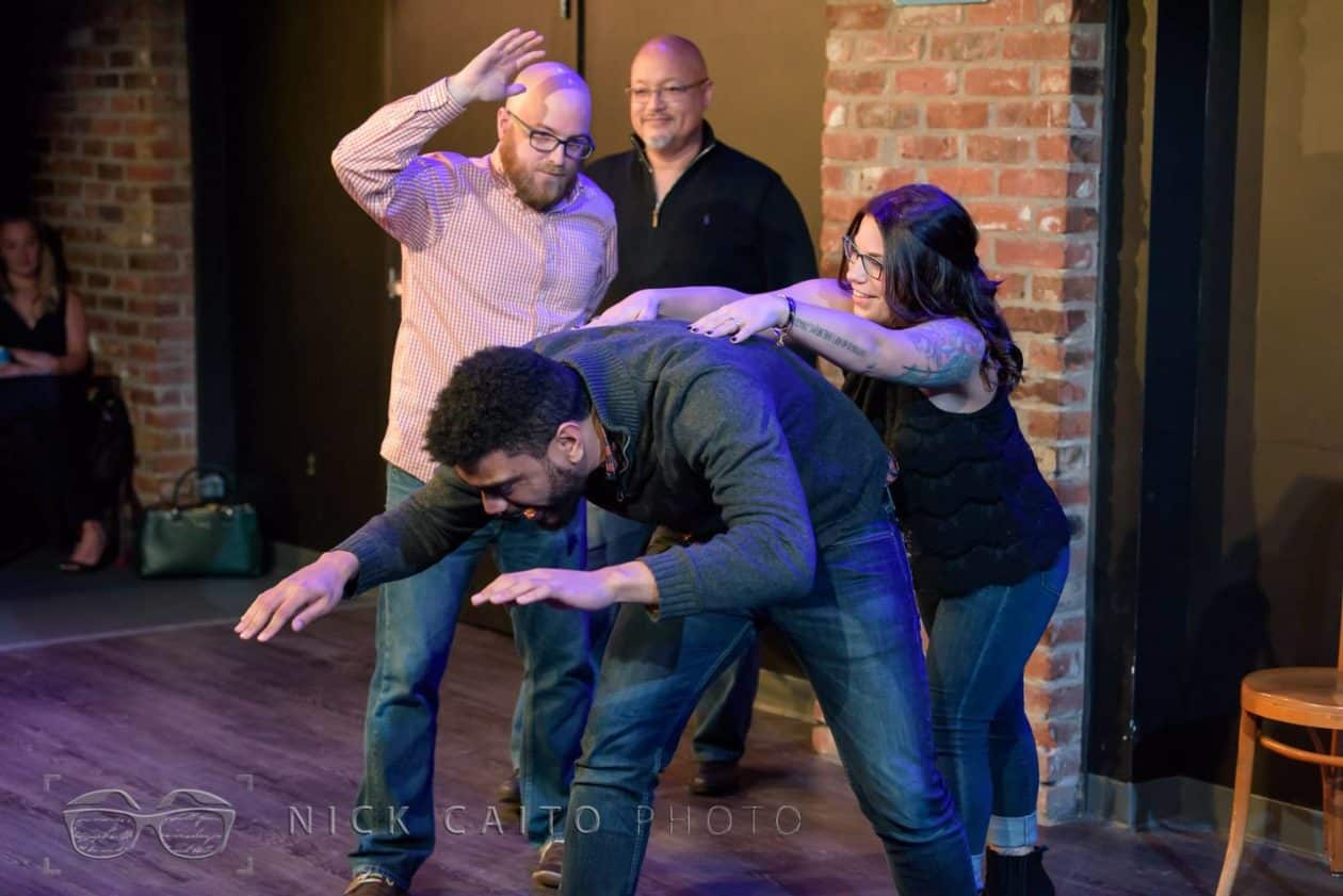 improv comedy in Hartford, CT