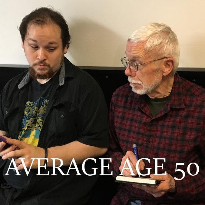 Average Age 50
