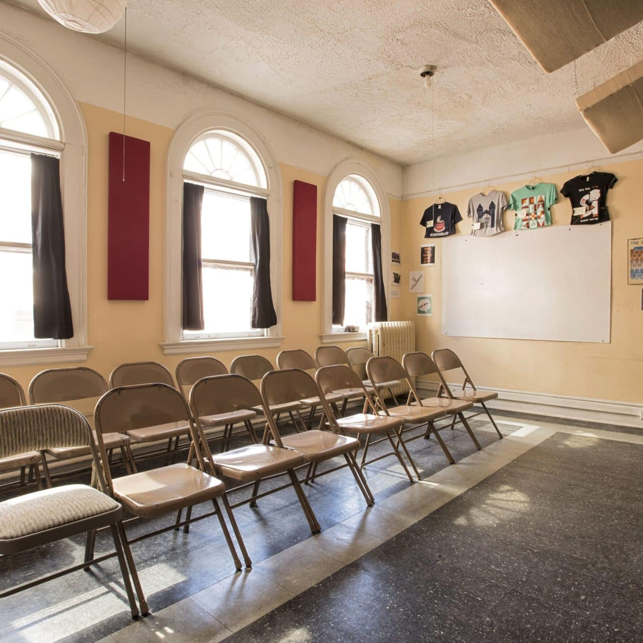 Rent Our Studio Spaces